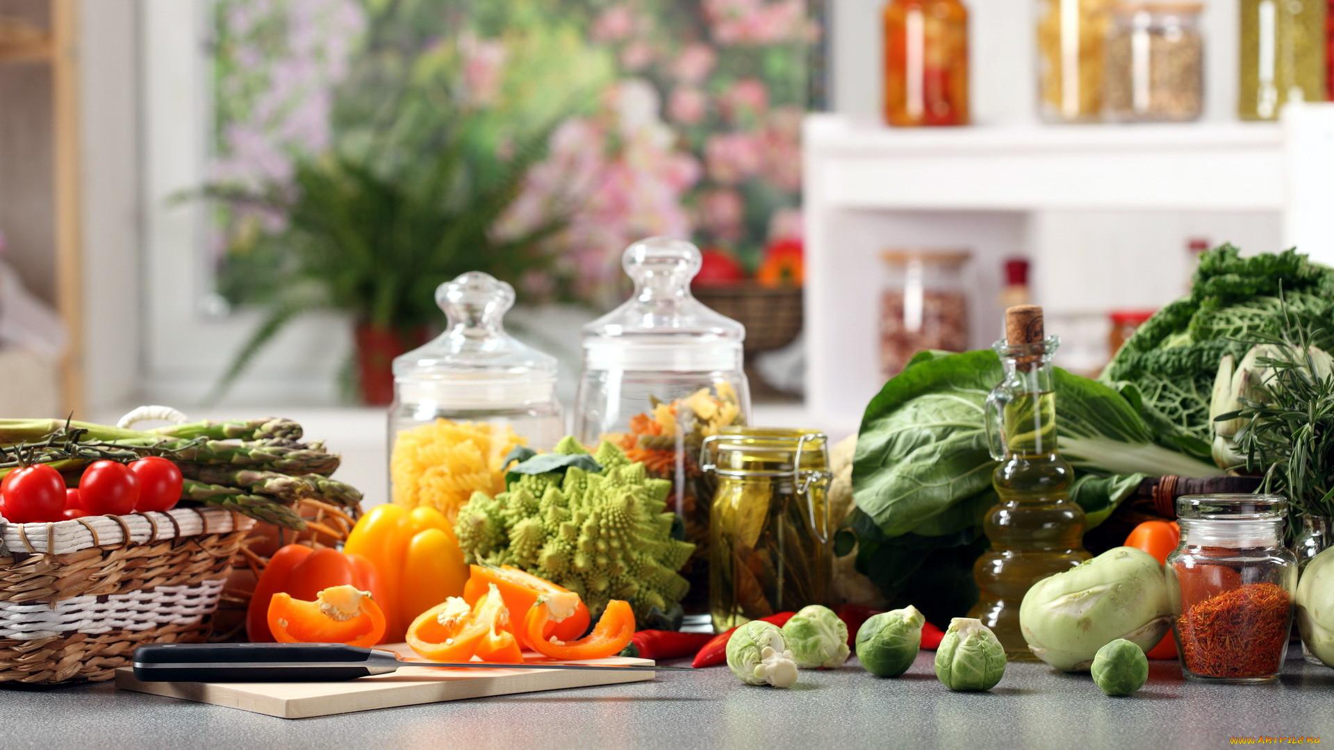 картинки на рабочий стол здоровая еда